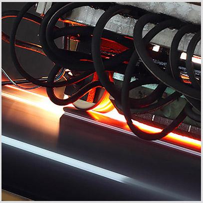 لوله فولادی درز مستقیم